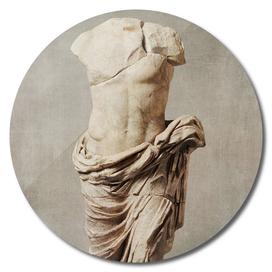 Ancient Roman Marble Statue