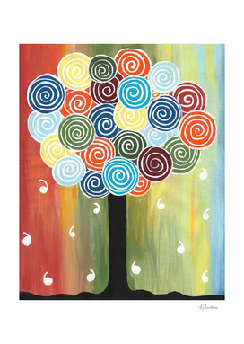 The Lollipop Tree