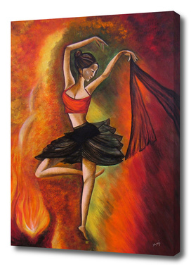 Sizzling Dance