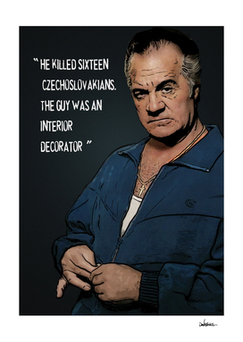 The Sopranos -Paulie Walnuts