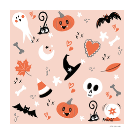 TRICK OR TREAT-PINK