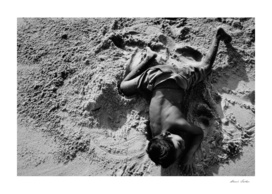 Sand and skin