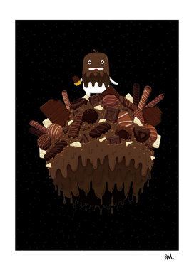 My Planet_Chocolate Land
