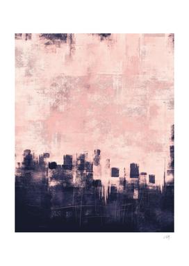 138th street pink navyblue