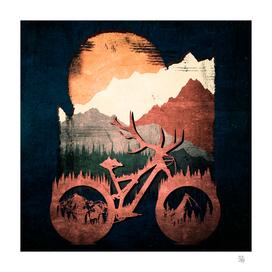 Enduro Deer Bike