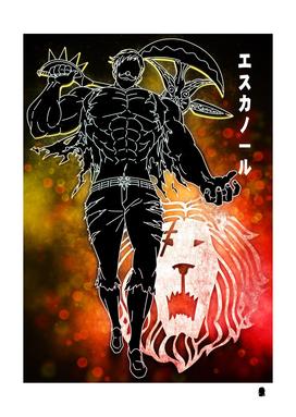 Escanor Seven Deadly Sins Anime