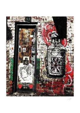 Graffiti-NYC-street scene