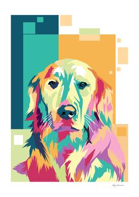 DOG POPART