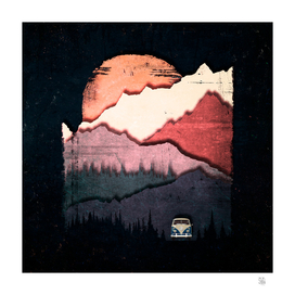 Mountains Van Camp