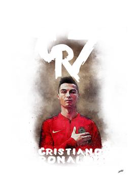 Cristiano Ronaldo CR7 - Portugal Jersey