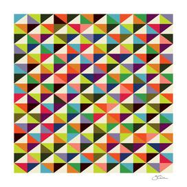 Mid-century pattern