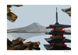 Japan Fuji Mountain
