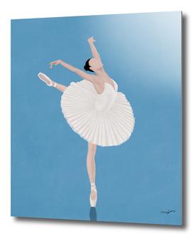 Pretty Ballerina Woman II