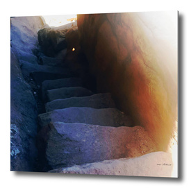 Stairs to the New World