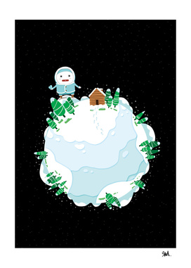 My Planet_Snowy Winter