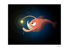 Good Night by Angler Fish