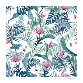 Stylish Tropical Garden