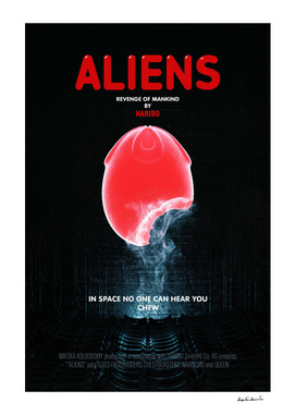 Gummy Aliens 3