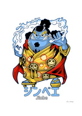 Jinbe One Piece