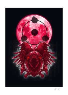 Itachi Blood Moon