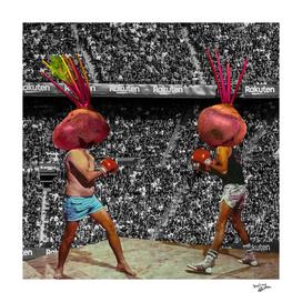 Beet Boxing