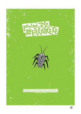 Beetlejuice - The Name In Laughter From The Hereafter