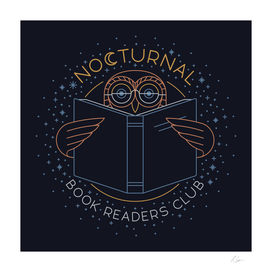 Nocturnal Book Readers Club