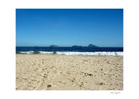 On the beach | Rio de Janeiro
