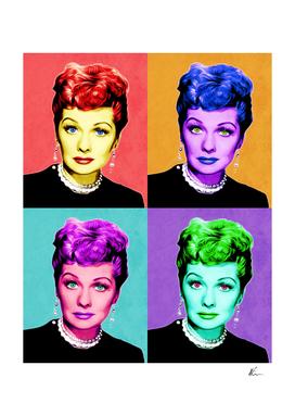 Lucy | Pop Art