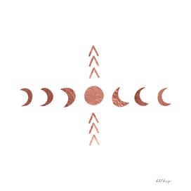moon spiritual meditation symbol