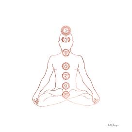 meditation chakra zen yoga