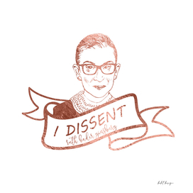 dissent rbg