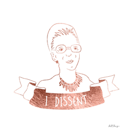 i dissent rbg supreme women rights