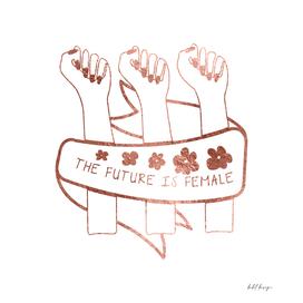 feminist the future is female