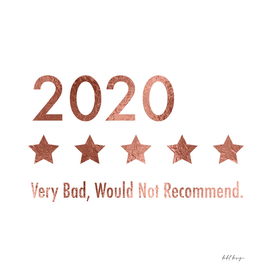 2020 bad year