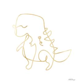 dinosaur gold