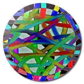Circle in the Square  VI.