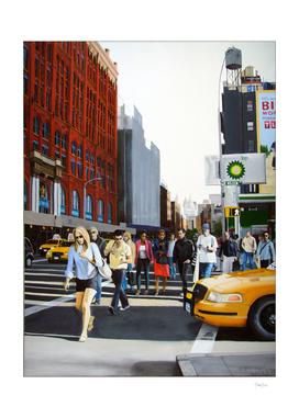 SoHo New York City