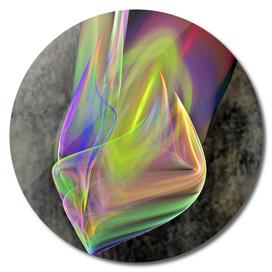 Rainbow Flame