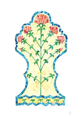 Folk Carnations