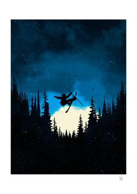 Forest Ski