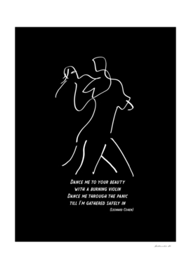 Dance Me - Tribute to Leonard Cohen