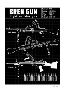 BREN GUN