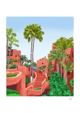 Tropical Architecture, Mexico Exotic Places
