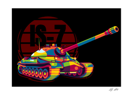 IS-7 Soviet Heavy Tank