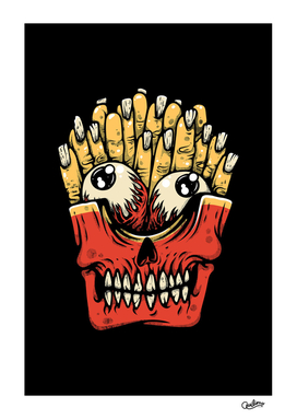 Zombie French Fries