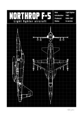 F5 TIGER AIRCRAFT