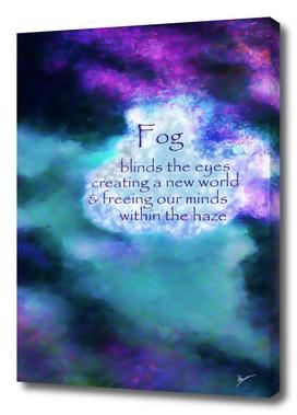 inspirational fog