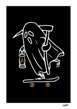 Ghost Skateboarding