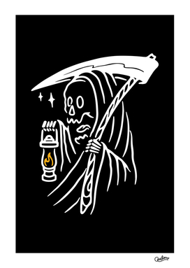 Grim Reaper and Lighting